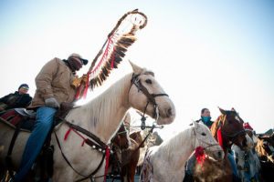 Dakota riders commemorate the hanging of 38+2